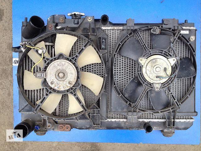 купить бу Б/у радиатор для легкового авто Mazda Premacy 2.0TD 1998-2004 в Луцке