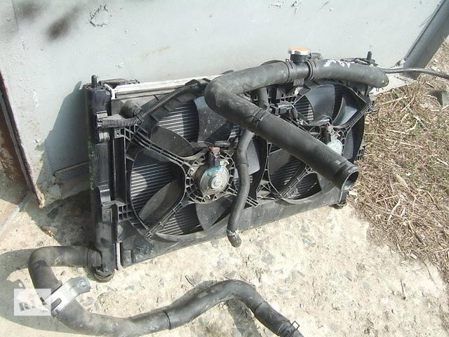 продам Б/у радиатор для легкового авто Mitsubishi Lancer X бу в Ровно