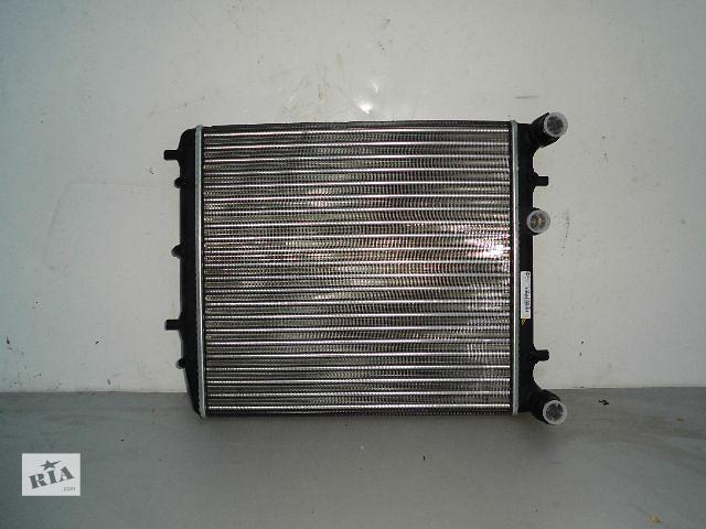 продам Б/у радиатор для легкового авто Volkswagen Bora (430*410) по сотым новый. бу в Буче (Киевской обл.)