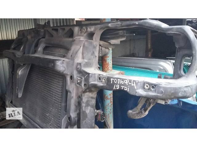 продам Б/у радиатор для легкового авто Volkswagen Golf IV бу в Тернополе