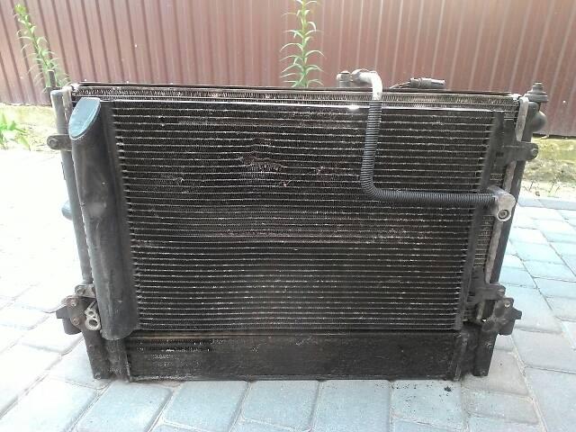 продам Б/у радиатор для легкового авто Volkswagen Sharan бу в Яворове (Львовской обл.)
