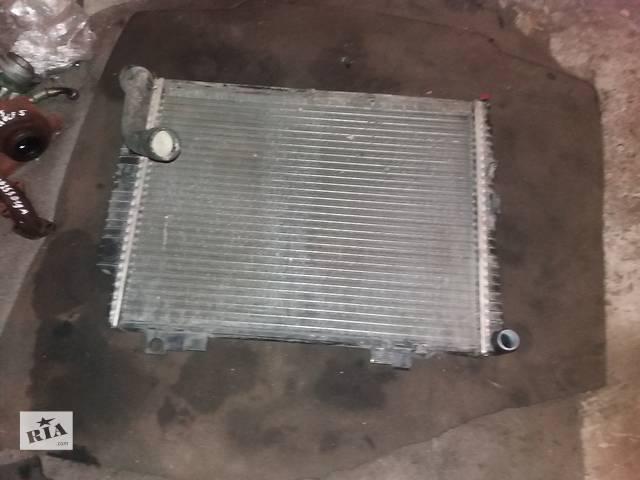продам Б/у радиатор для Mercedes w210 e290 бу в Ковеле