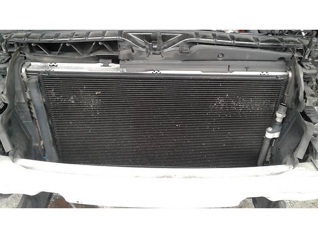 бу Б/у радиатор для седана Audi A6 в Львове