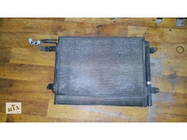 Б/у радиатор кондиционера 1T0820411E Volkswagen Caddy- объявление о продаже  в Львове