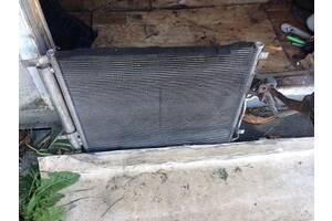 Б/у радиатор кондиционера для Hyundai Santa FE 2009-2012