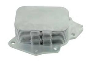 Б/у радиатор масляный для Volvo S60 II DRIVe / D2 84Кв/114Лс 2011-2019г 421M49A