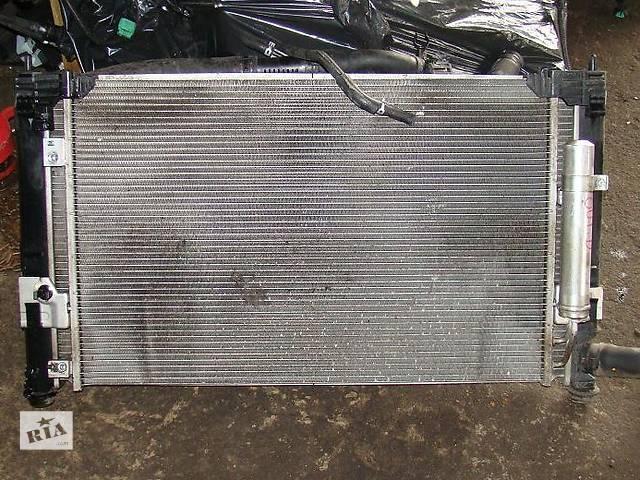 Б/у радиатор Mitsubishi Outlander XL- объявление о продаже  в Киеве
