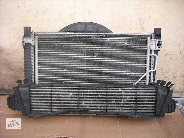 продам б/у Радиатор Основной 2.7 CDI Mercedes C-203 (2002-2008г) бу в Львове