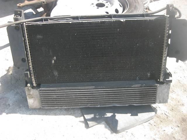продам Б/у радиатор основной Citroen Jumper 2.2 hdi 2006- бу в Ровно