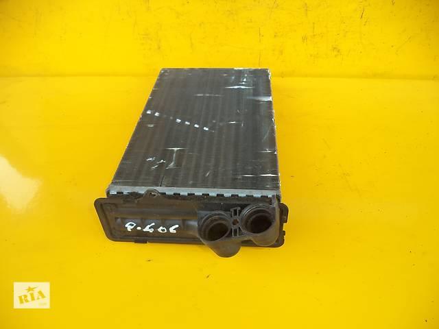 купить бу Б/у радиатор печки для легкового авто Peugeot 406 (95-04) в Луцке
