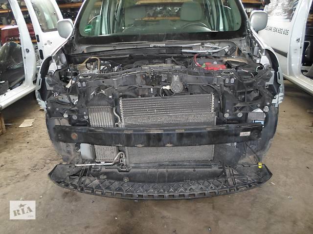 купить бу Б/у Радиатор печки Renault Kangoo Рено Канго Кенго 1,5 DCI К9К B802, N764 2011 г. в Луцке