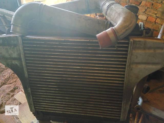 Б/у радиатор интеркуллера для грузовика МАЗ 437030- объявление о продаже  в Черкассах
