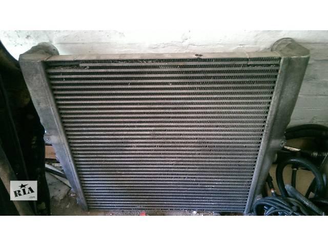 Б/у радиатор интеркуллера для грузовика Renault Magnum- объявление о продаже  в Шишаки (Полтавской обл.)
