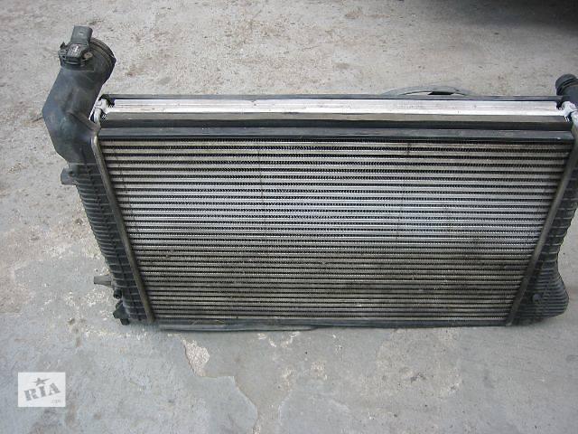 Б/у радиатор интеркуллера для легкового авто Volkswagen Caddy- объявление о продаже  в Одессе