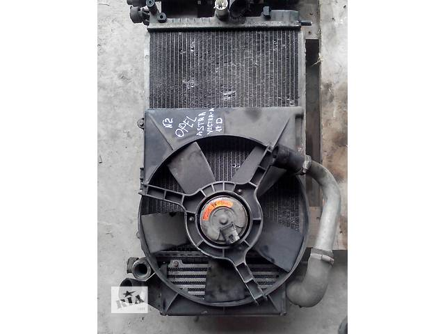 бу Б/у радиатор интеркуллера для седана Opel Vectra A в Ивано-Франковске