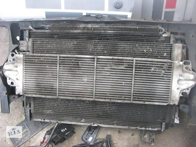 Б/у радиатор интеркуллера Volkswagen T5- объявление о продаже  в Ровно