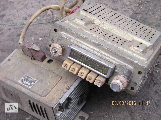 продам Б/у радио и аудиооборудование/динамики для седана ГАЗ 21 бу в Запорожье