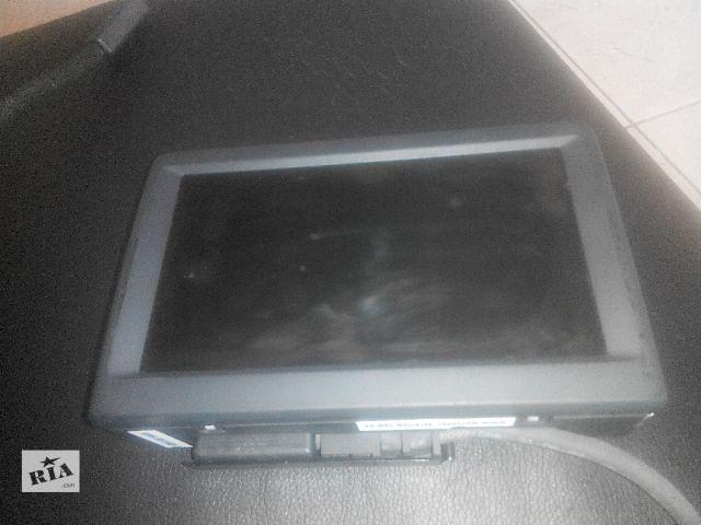 купить бу Б/у радио и аудиооборудование/динамики Дисплей 4E0919603F для легкового авто Audi A8 2006 в Львове