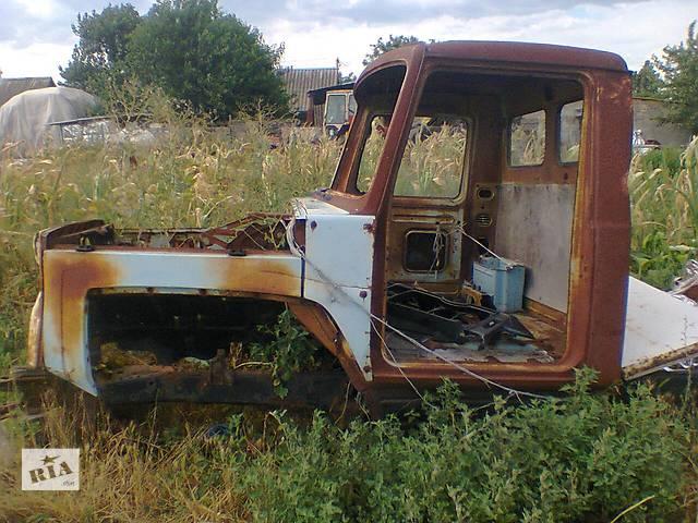 бу Б/у рама для грузовика ГАЗ 3307 в Николаеве