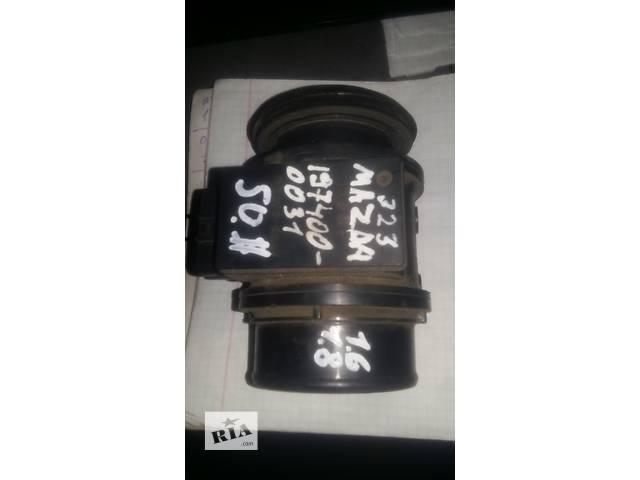 продам Б/у расходомер воздуха для легкового авто Mazda 1,6/1,8i бу в Ковеле
