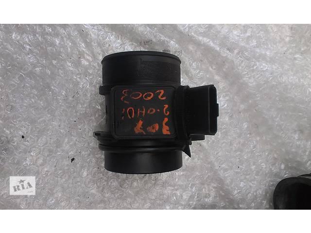продам Б/у расходомер воздуха для легкового авто Peugeot 307 1.9 2.0 5WK9621 9629471080 бу в Ковеле