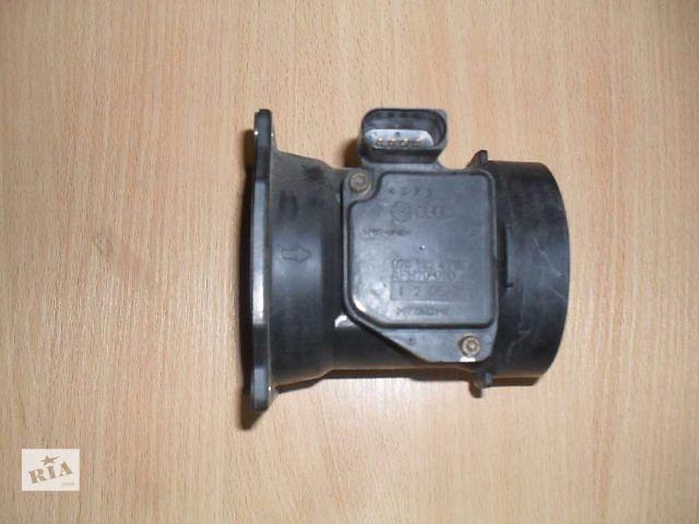 бу Б/у расходомер воздуха для седана Skoda SuperB 2005 в Пустомытах (Львовской обл.)