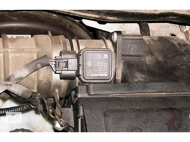 бу Б/у Расходомер воздуха Renault Kangoo Кенго 1,5 DCI К9К B802, N764 2008-2012 в Луцке