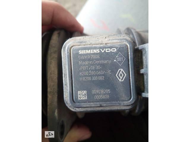бу Б/у Расходомер воздуха (воздухомер) Renault Kangoo в Луцке