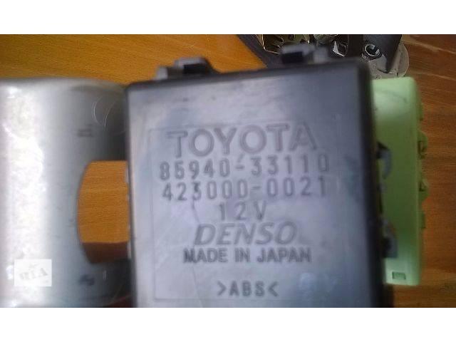 продам Б/у реле стеклоочистителя 85940-33110 для седана Lexus ES 330 2003,2004,2005,2006 бу в Николаеве