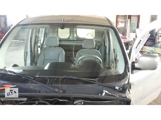 бу Б/у Решётка под лобовое Решітка пластик під лобове Renault Kangoo Кенго 1,5 DCI К9К 2008-2012 в Рожище