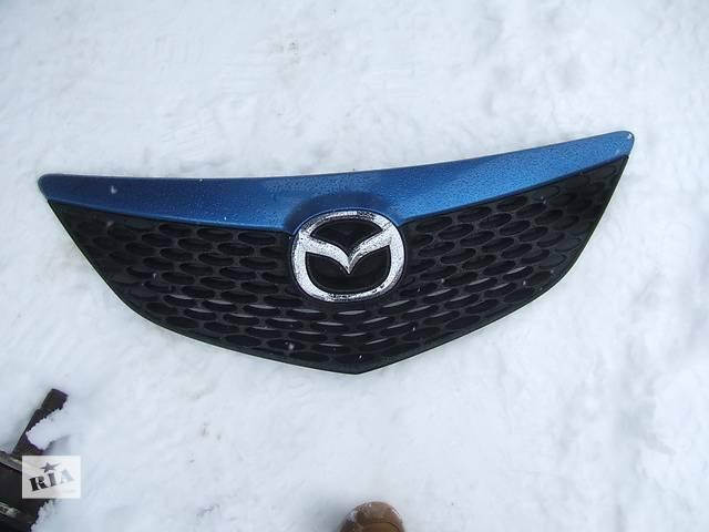 купить бу Б/у решётка радиатора для легкового авто Mazda 3 в Ровно