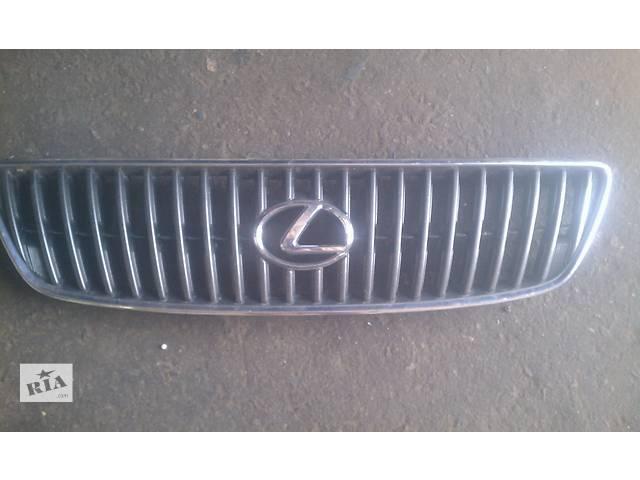продам Б/у решётка радиатора 53111-30760 для седана Lexus GS 300 1999г бу в Николаеве