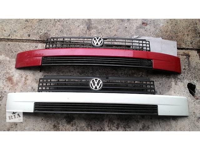 продам Б/у решітка радіатора для легкового авто Volkswagen T4 (Transporter) бу в Яворове (Львовской обл.)
