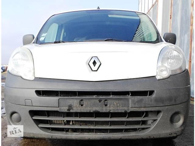 купить бу Б/у Решітка Решётка бампера Renault Kangoo Рено Канго Кенго 1,5 DCI в Луцке