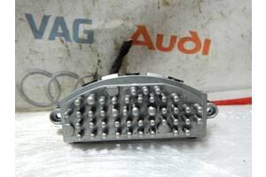 Б/У Резистор вентелятора печки AUDI А3 A1 Q2 Q3 5Q0907521C