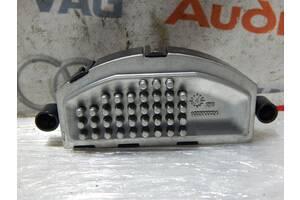 Б/У Резистор вентелятора печки AUDI А3 Q2 Q3 5Q0907521E