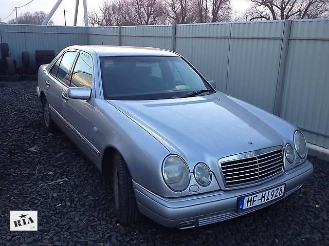 Б/у ручка двери для легкового авто Mercedes 210- объявление о продаже  в Луцке