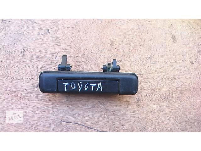 Б/у ручка двери для легкового авто Toyota Corolla- объявление о продаже  в Сумах