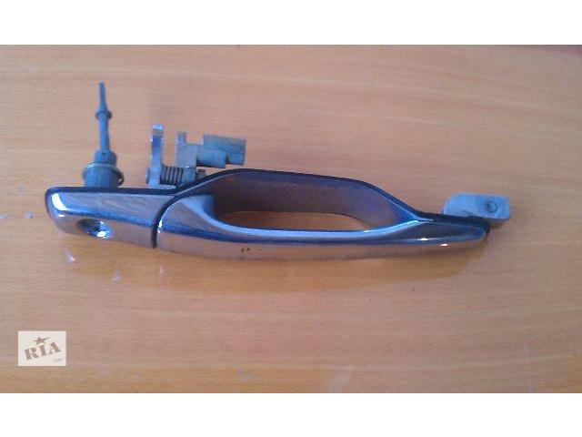 Б/у ручка двери внешняя передняя правая MR647231 для минивена Mitsubishi Grandis 2007- объявление о продаже  в Николаеве