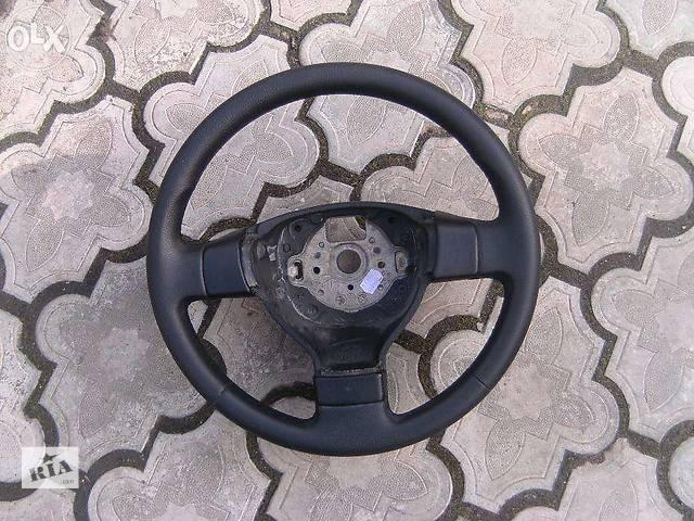 продам Б/у руль для легкового авто Volkswagen Caddy бу в Бердичеве