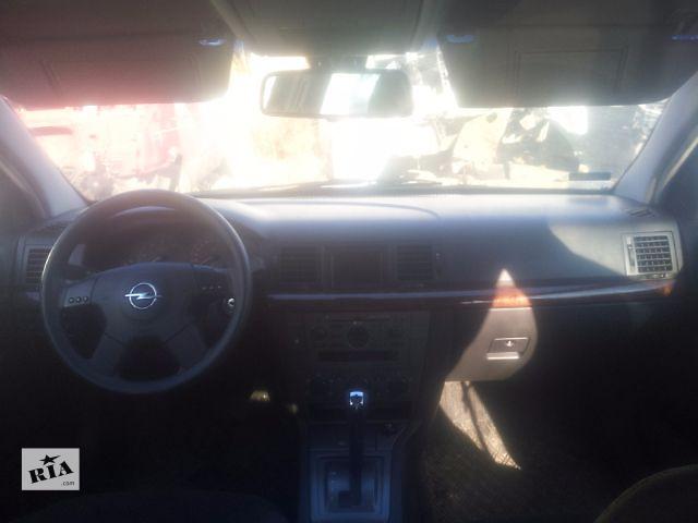 купить бу Б/у Руль Opel Vectra C 2002 - 2009 1.6 1.8 1.9d 2.0 2.0d 2.2 2.2d 3.2 Идеал!!! Гарантия!!! в Львове