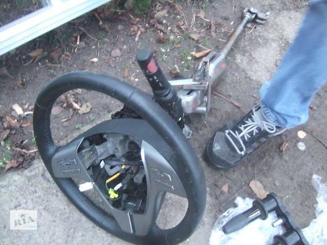 купить бу Б/у руль + переключатели поворотов для легкового авто Mazda 6 в Ровно