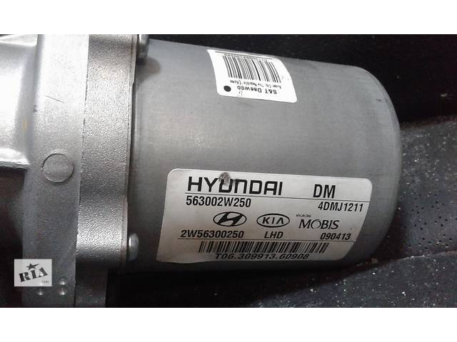 бу Б/у рулевая колонка 563002W250 для легкового авто Hyundai Santa FE 2012-17 в Ровно