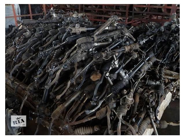 купить бу Б/у рулевая рейка для легкового авто Fiat Doblo Doblo Cargo 37502380 2000-2011 в Ковеле