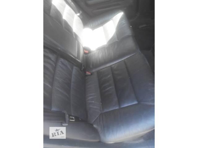 купить бу Б/у салон для легкового авто Audi A6 Avant в Львове