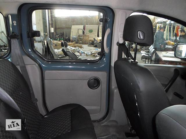 купить бу Б/у Салон всборе Renault Kangoo Кенго 2008-2012 в Рожище