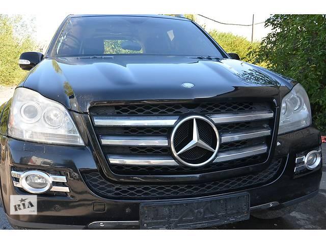бу Б/у шумка капота Mercedes GL-Class 164 2006 - 2012 3.0 4.0 4.7 5.5 Идеал !!! Гарантия !!! в Львове