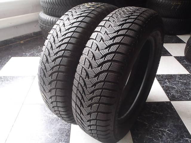 бу Б/у шины 175/65/R15 Michelin Alpin A4 175/65/15 в Кременчуге