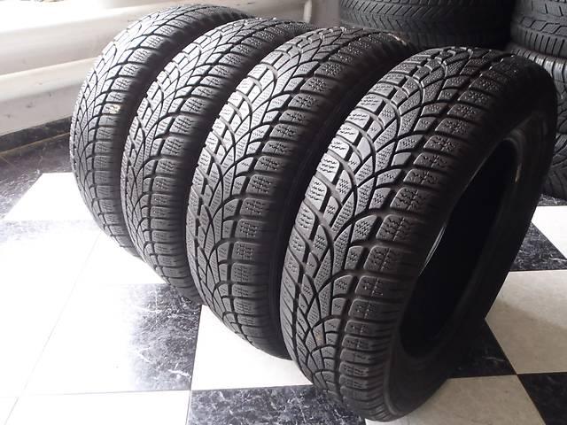 Б/у шины 185/65/R15 Dunlop Sp Winter Sport 3D 185/65/15- объявление о продаже  в Кременчуге