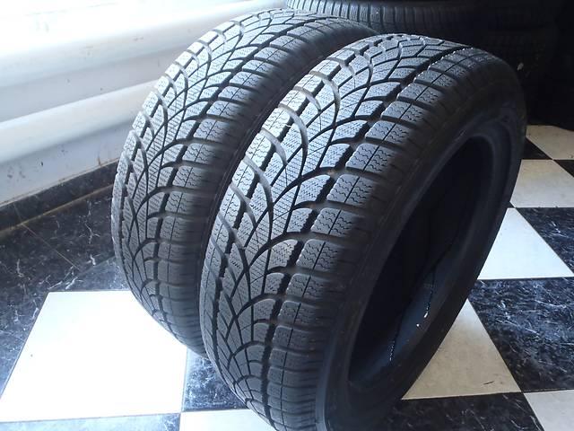 купить бу Б/у шины 195/55/R16 Dunlop Sp Winter Sport 3D Ran on Flat 195/55/16 в Кременчуге